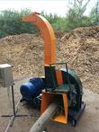 Дробилка для древесины