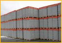 Транспортировка и хранение твинблоков на стройплощадке