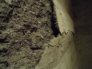 Разрушение шлакобетонной стены