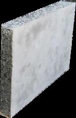 Арболит блок перегородочный